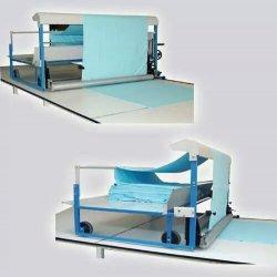 Manuel Tüp Kumaş Serim Makinası