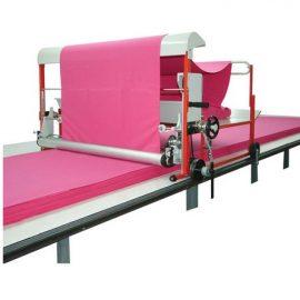 tüp kumaş serme makinası tüp serme makinası
