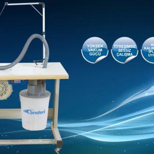 Hareketli İplik Temizleme Robotu