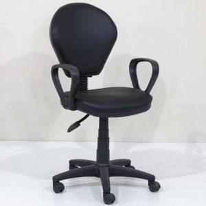 siyah koltuk