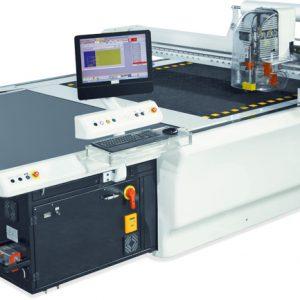 Otomatik Kumaş Kesim Makinası cutter