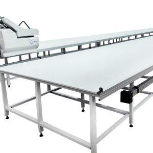 kumas serme makinesı masasi