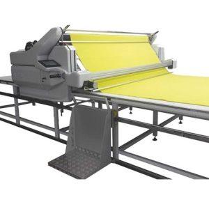 Tam Otomatik Kumaş Serme Makinesi